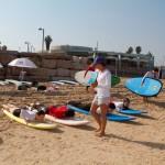 קורס גלישת גלים תל אביב
