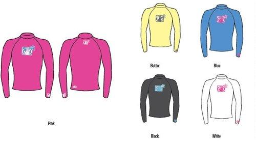 מותג חדש חולצת גלישה לנשים | MAYASURF AU-44